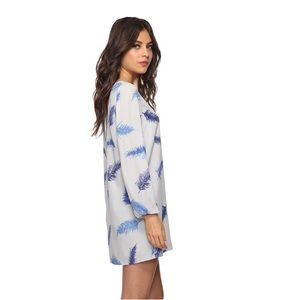 Rory Beca Forever 21 Floating Feather Shift Dress